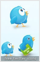 Ultimate List of Twitter Icons for Web Designers image