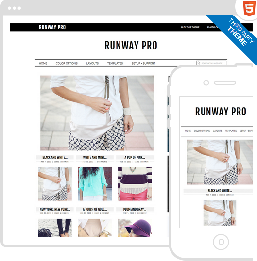 wodpress fashion theme